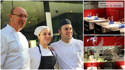 Restaurante Cañadio, la cocina cántabra en Madrid