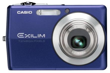 Exilim Zoom EX-Z700 con dos nuevos colores