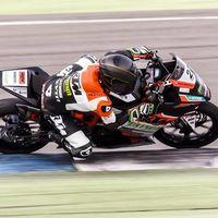 Meuffels le da a KTM la primera victoria de SSP300 en su debut con Pérez en el podio de MotorLand