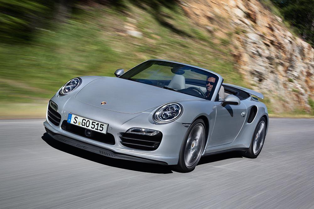 Foto de Porsche 911 Turbo Cabriolet 2013 (1/8)