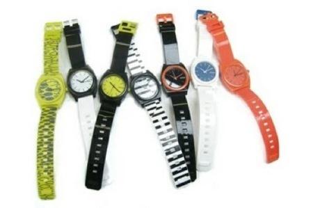 Nuevos relojes de Nixon para la Primavera-Verano 2010