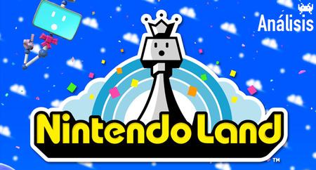 'Nintendo Land' para Wii U: análisis