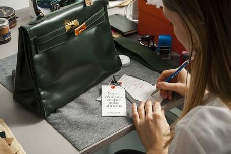 El negocio de segunda mano de lujo puede hacerte millonario, visitamos las oficinas de Vestiaire Collective en París