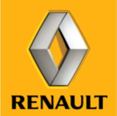 Logos de coches - Renault -2007 2015