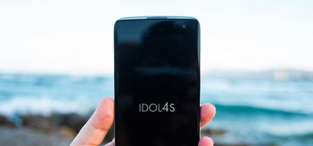 El primer smartphone compatible con Windows 10 VR será... el Alcatel Idol 4S