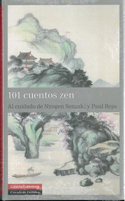 Portada 101 cuentos zen