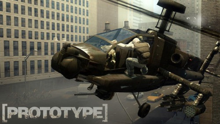 'Prototype' ¿qué tipos de misiones componen el juego?