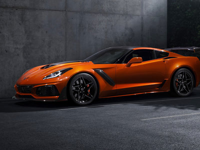 El Chevrolet Corvette ZR1 2019 es el Corvette más salvaje hasta la fecha, con 755 CV