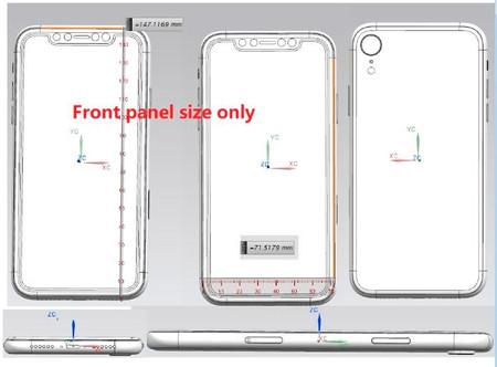 iPhone X segunda generación