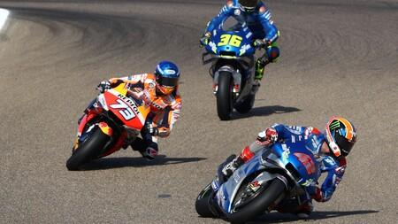 Rins Aragon Motogp 2020
