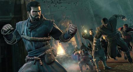 Bruce Wayne y ninjas en el próximo DLC de Batman: Arkham Origins