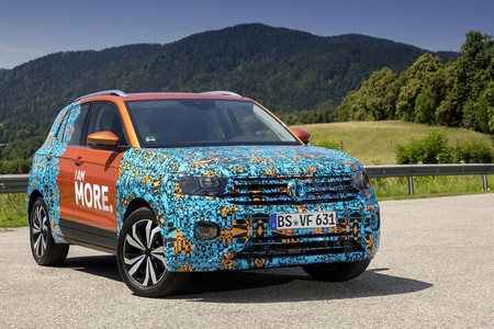 Volkswagen T Cross Landaben