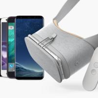 Los Samsung Galaxy S8 y S8+ ya son compatibles con Daydream, la plataforma de realidad virtual de Google