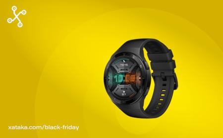 El smartwatch deportivo Huawei Watch GT2e vuelve al precio mínimo histórico por el Black Friday: llévatelo por menos de 100 euros
