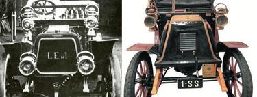La lista completa de los primeros coches matriculados en España, provincia a provincia