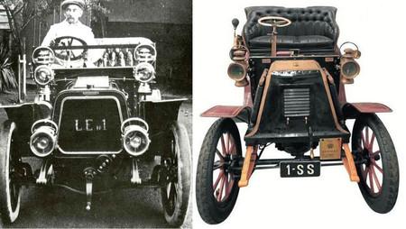 Estos son los primeros coches que se matricularon en cada una de las 52 provincias y ciudades autónomas de España