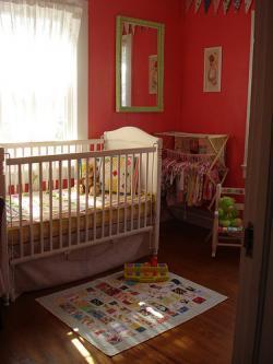 Habitaciones de bebé que crecen con el niño