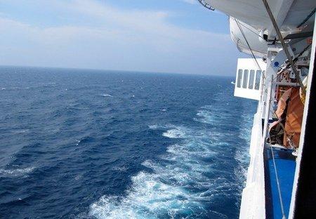 Diario de a bordo (I): salimos de Valencia