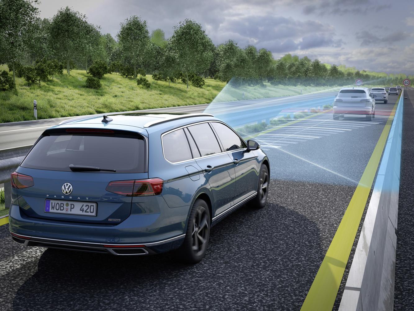 Foto de Volkswagen Passat 2019 (20/53)