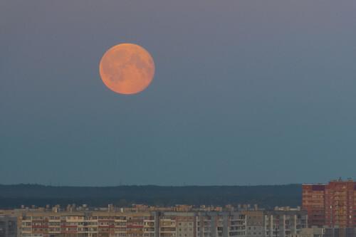 """Cómo fotografiar la """"Luna de fresa"""" (superluna roja): técnica, consejos y equipo necesario"""