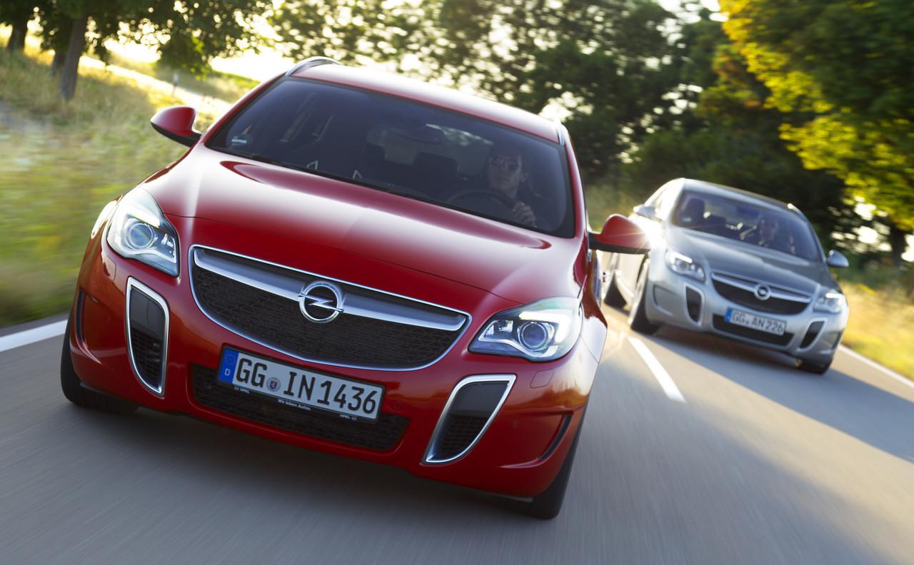 Foto de Opel Insignia OPC 2014 (9/40)