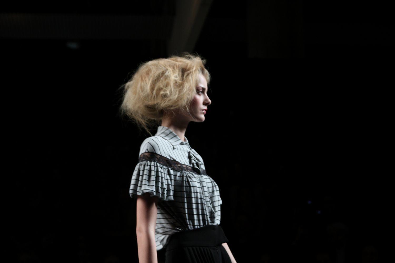 Foto de Alma Aguilar en la Cibeles Madrid Fashion Week Otoño-Invierno 2011/2012 (70/126)