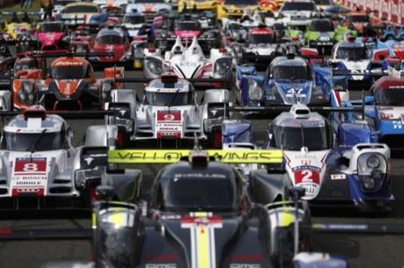Prototipos Le Mans 2015