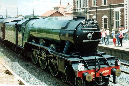 Lner 4472 Seymour 1989