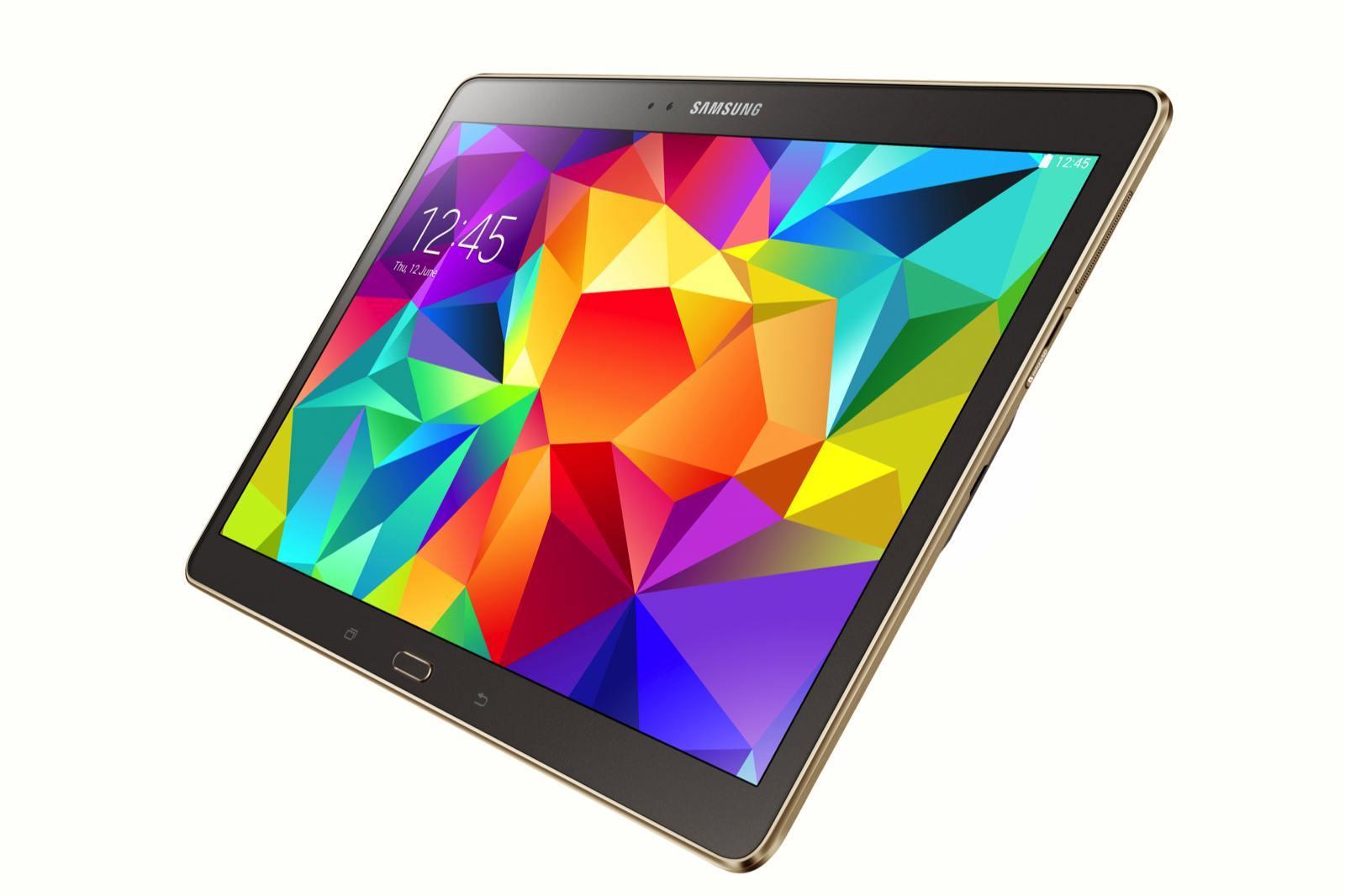 Foto de Samsung Galaxy Tab S 10.5 (18/27)