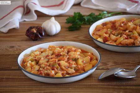 Receta de bacalao ajoarriero, un delicioso plato marinero de la cocina más tradicional
