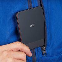 Mucha capacidad y alta velocidad: el disco LaCie Portable SSD de 2 TB está rebajadísimo en Amazon, por 334,90 euros