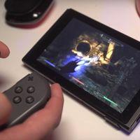 Así luce Skyrim  en los modos portátil y tabletop de Nintendo Switch