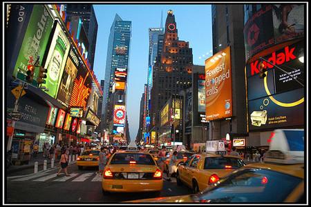 Nueva York: Times Square será un paseo peatonal