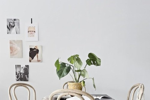 La semana decorativa: siete ideas para decorar con fotos y láminas
