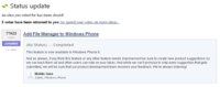 Microsoft lanzará un administrador de archivos para Windows Phone (ACTUALIZADA)