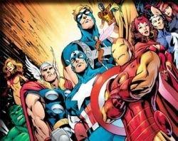 MMOG con personajes de la Marvel en XBox 360