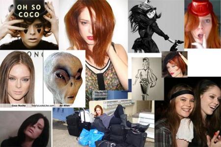 Modelos y bloggers, la otra cara de las modelos