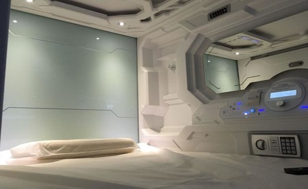 Izzzleep abre sus puertas en ciudad de m xico el primer for Affitti cabina cabina resort pinecrest