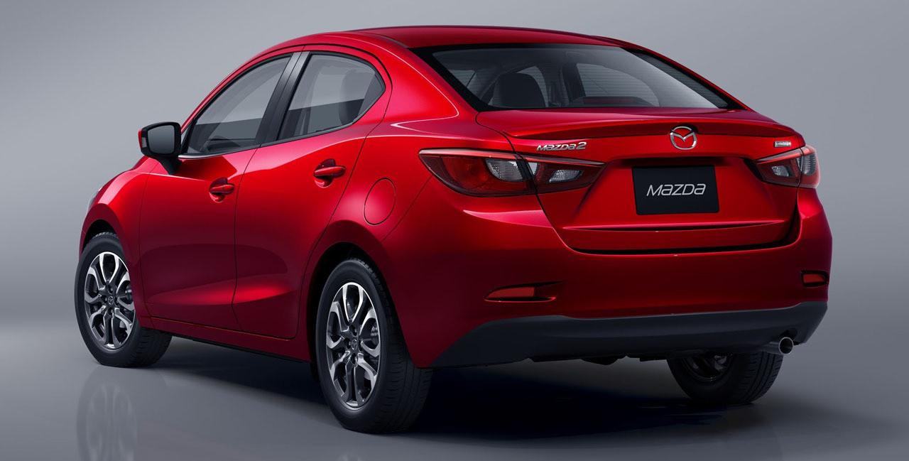 Foto de Mazda 2 Sedán (8/16)