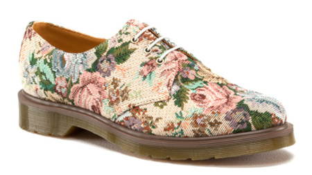 Zapato Dr Martens Flores
