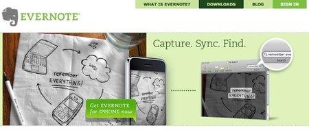 Evernote, mejora la gestión de tus notas y tareas