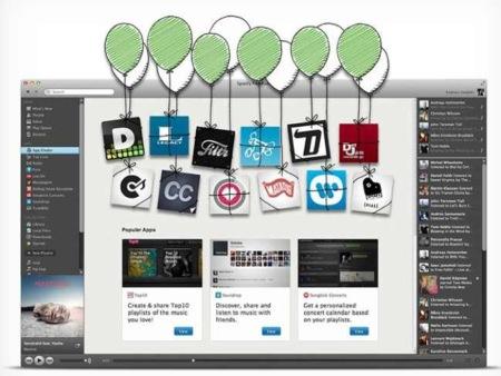 Spotify lanza su segunda oleada de aplicaciones: nada sorprendente, pero sí con mucho apoyo de la industria