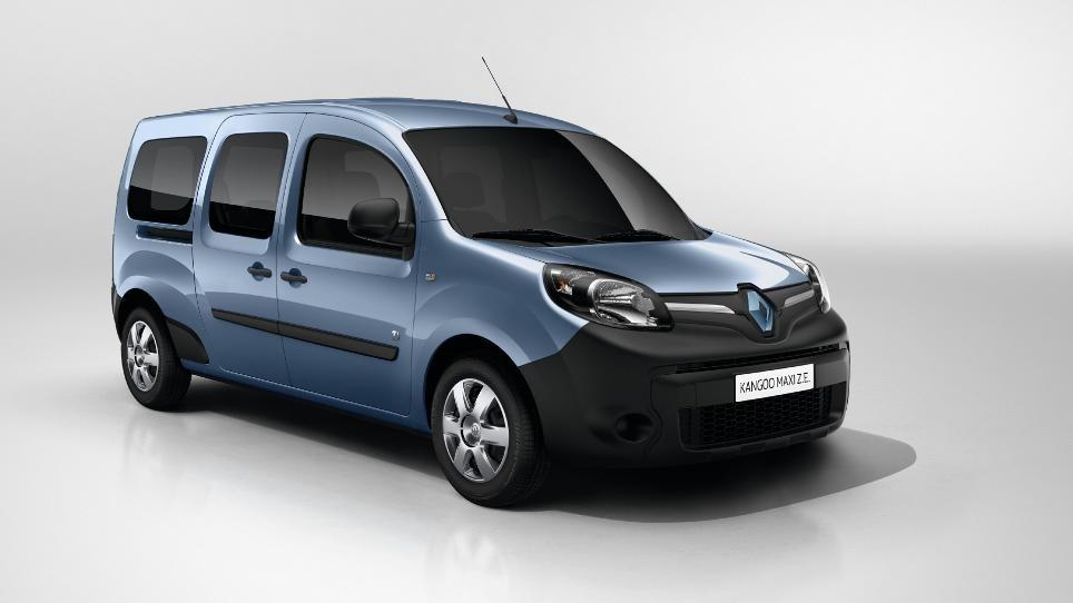 Renault Kangoo Maxi Ze 04