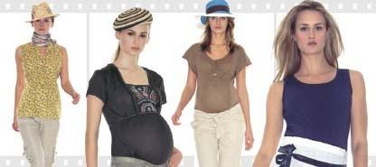 Lo esencial para el armario primavera- verano de la embarazada