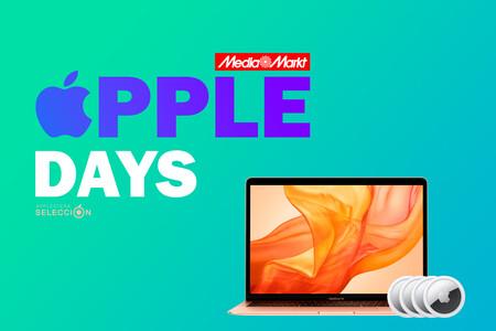Apple Days en MediaMarkt: ofertas en iPhone, iPad, AirPods, AirTag y más con financiación al 0% hasta en 24 meses