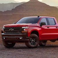Así es el 2019 Chevrolet Silverado que conoceremos a fondo en el Salón de Detroit