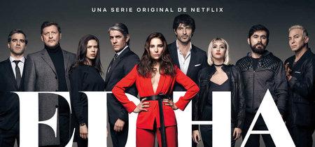 Tráiler de 'Edha': la primera serie argentina de Netflix es un thriller sobre el mundo de la moda