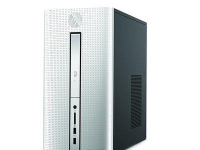 Sobremesa HP Pavilion 570-p051ns, con procesador Core i5 y 8GB de RAM, por 429 euros