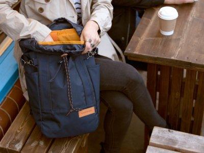 Merge, el nuevo modelo de Eastpak que llega para hacerte la vida más fácil