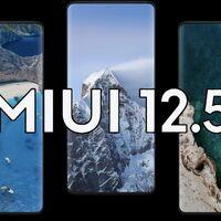 Todos los móviles Xiaomi que se actualizarán a MIUI 12.5